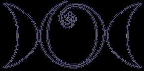 Maantijd | meer Maan en een vleugje Magie Logo